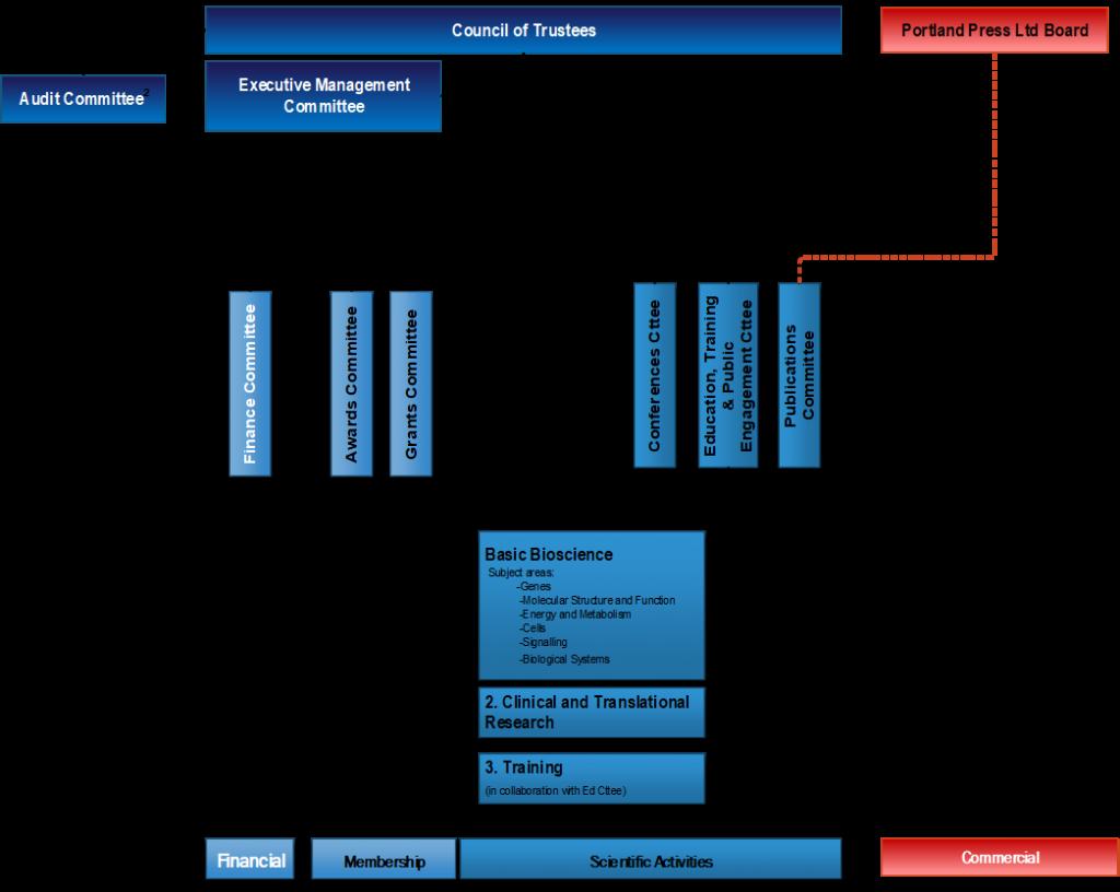 Governance Chart